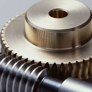 All metal drive gears