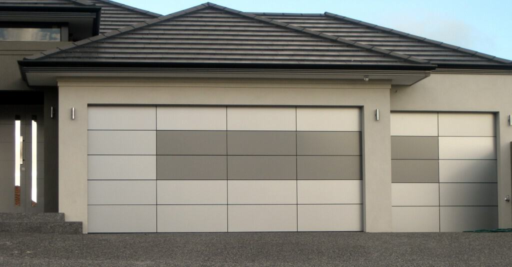 Custom aluminium garage doors garage door restore for 1 5 car garage door