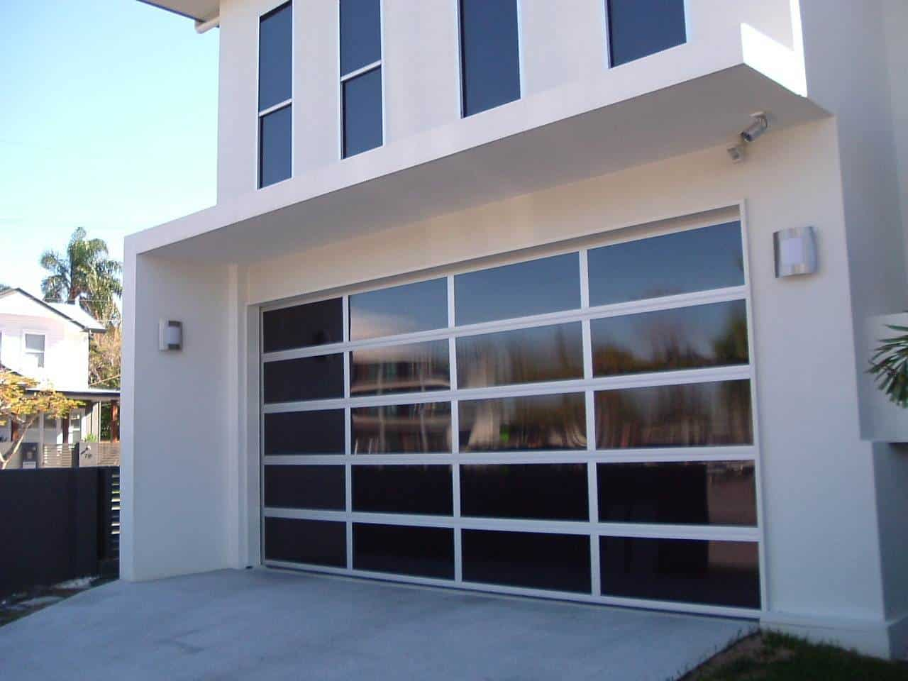 Doors To Garage: Custom Aluminium Garage Doors