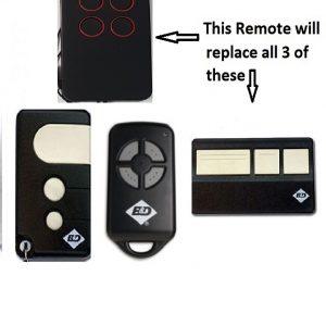 B&D remote