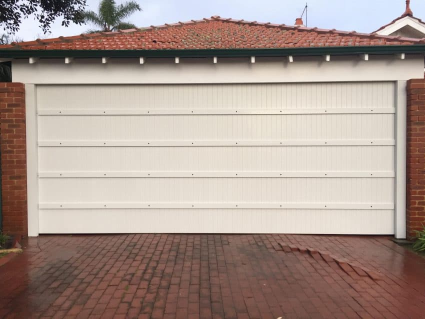 Custom Aluminium Garage Doors Garage Door Restore