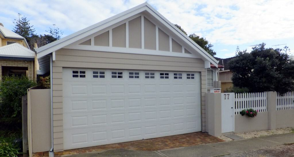 Colorbond Sectional Garage Doors Perth & Colorbond Sectional Garage Doors Perth - Garage Door Restore