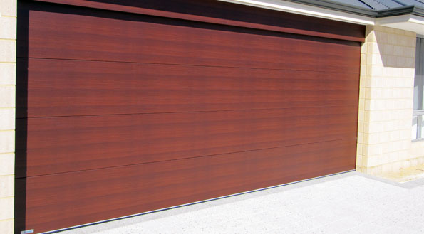 Colorbond Sectional Garage Doors Perth Garage Door Restore