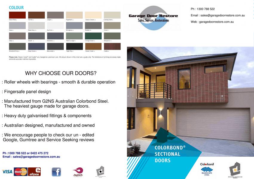 Garage Door Repairs Perth Gumtree Garage Door Design Ideas