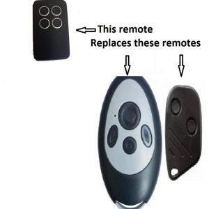 SEIP SKR 433 Gryphon remote