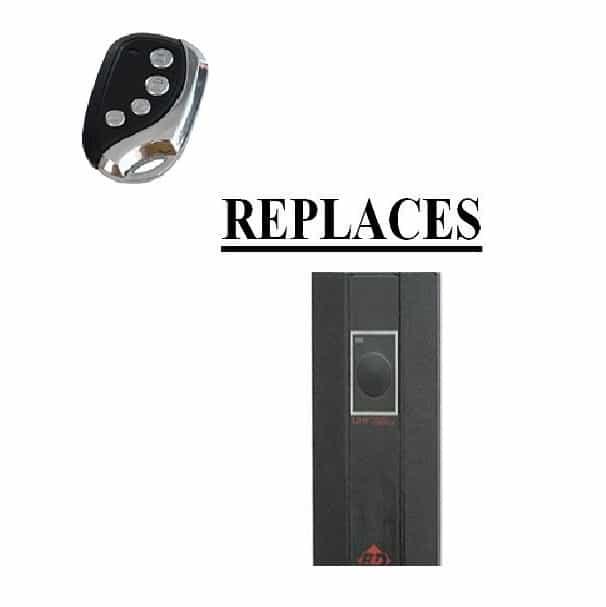 B&D MPC3 remote control