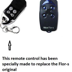 Nice Flor-s remote