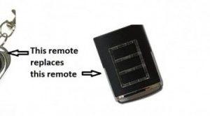 BHT 3 remote control