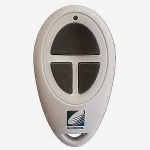 Gliderol TM390+ garage door remote control