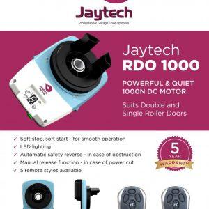 Jaytech RDO1000 Flyer