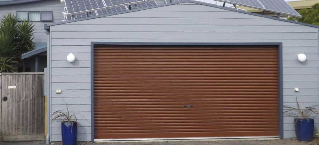 Colorbond Terrain roller door