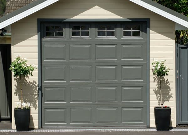 Colorbond wallaby garage door