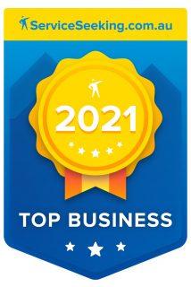 2021 Service Award